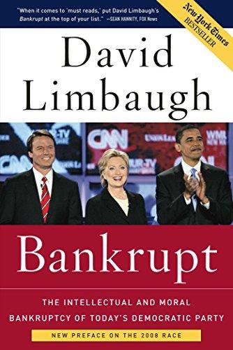 Bankrupt by David Limbaugh