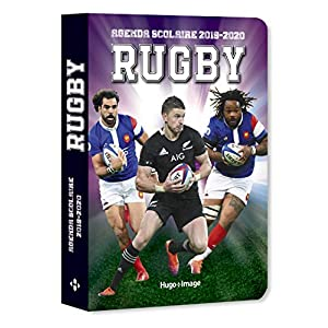 Agenda scolaire 2019-2020 Rugby 6