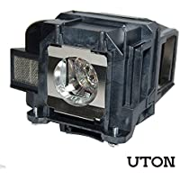 ELPLP78 , V13H010L78 Replacement Lamp with Housing 200w for Epson Projector (Uton)