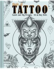 Book of Tattoo: Minimal and Big Designs Combined