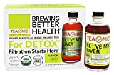 Teaonic - Organic I Love My Liver Tea Peppermint & Ginger - 6 Pack