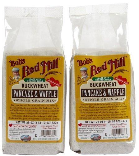 Bob's Red Mill Buckwheat Pancake Mix - 26 oz - 2 pk (The Best Buckwheat Pancakes)