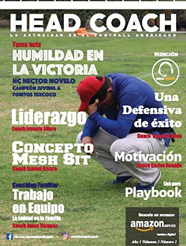 Revista HEAD COACH Junio 01: Revista Head Coach