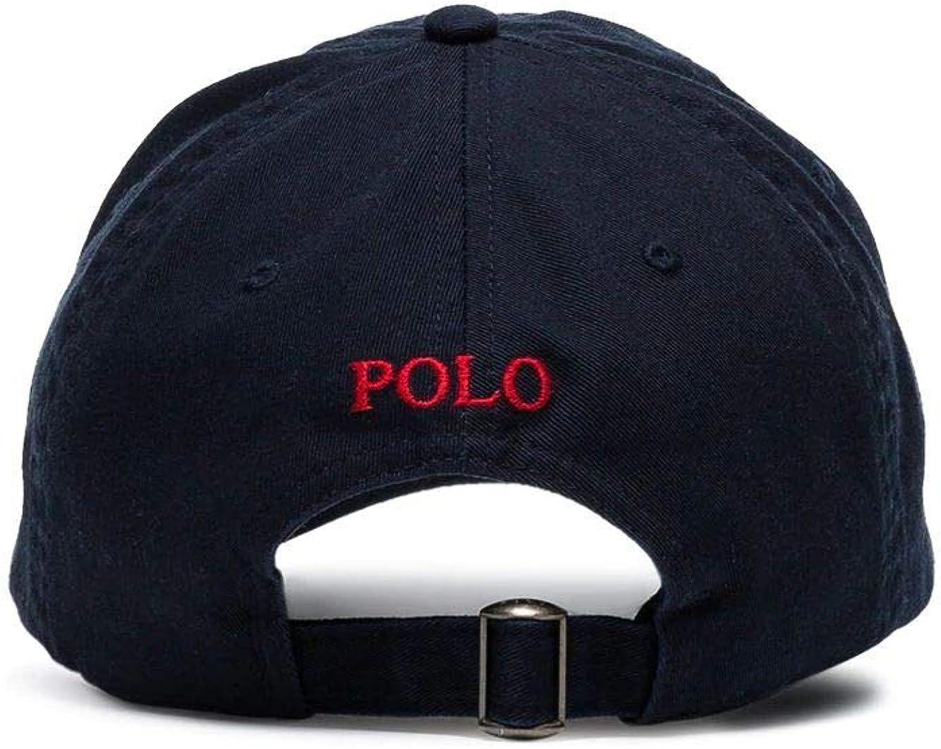 Ralph Lauren Luxury Fashion Uomo 710673213039 Blu Cotone Cappello Primavera-estate 20