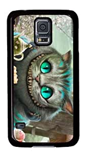 Alice In Wonderland Hard Case Cover Skin for Samsung Galaxy S5