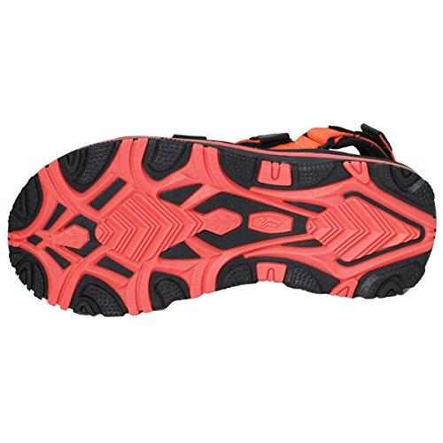 Gouden Duifschoenen Gp7656 Heren Dames Verstelbare Bandjes Outdoor / Water Sandalen: Lite Boogsteun Hot Pink