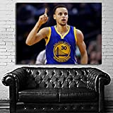 Poster Mural Stephen Steph Curry Warriors Basketball 40x53 in (100x133 cm) Adhesive Vinyl #20