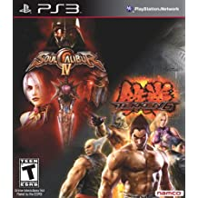 Tekken 6/Soul Calibur 4 Bundle - Playstation 3