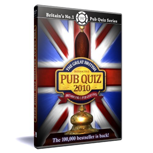 The Great British Pub Quiz 2010 - The All New Edition ...