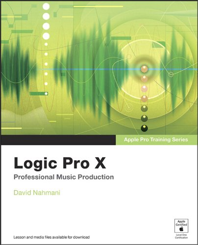 David Reproduction (Apple Pro Training Series: Logic Pro X: Professional Music Production)