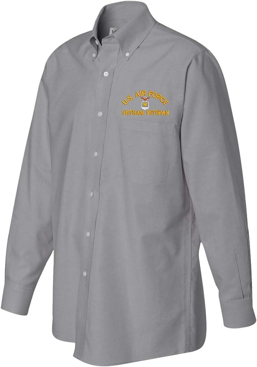 U.S Air Force Vietnam Veteran Oxford Shirt