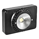 Andoer SC-408 Mini LED Video Light Photo Studio Lamp Dimmable 5500K Daylight Built-in