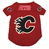 Hunter Manufacturing NHL Calgary Flames Pet Jersey, Small