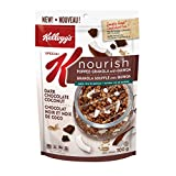 Kellogg's Special K Nourish Dark Chocolate Coconut Popped Granola with Quinoa, 300g