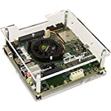 Puget Systems Acrylic Development Enclosure for NVIDIA Jetson TK1 [並行輸入品]