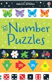 Over 80 Number Puzzles (Activity and Puzzle Books)