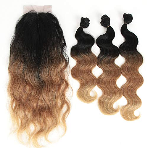 D%C3%89BUT synthetic bundles hand tied Resistant product image