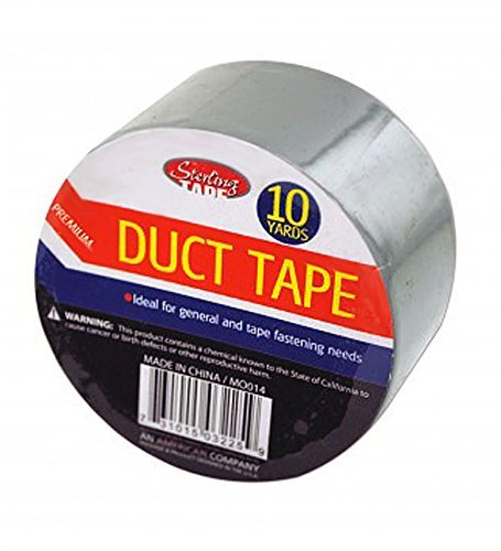 Duct Tape Halloween Costumes (Sterling Premium Duct Tape, 3-Pack)