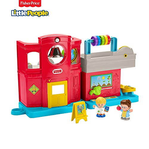 Little People Fisher-Price Friendly School (Play Schoolhouse)