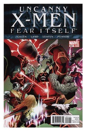 "Uncanny X-men #541 ""Fear Itself Tie-in"" pdf epub"