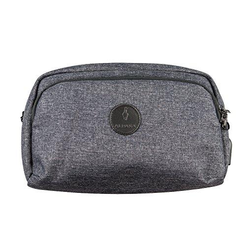 (Go Sling Pro from ALPAKA - A Compact Camera\Travel Sling Bag - Cutproof, Waterproof and Functional (Grey))
