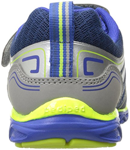 Pediped navysilver Running Zapatillas De Niños Blue Force qtYrY0wxP