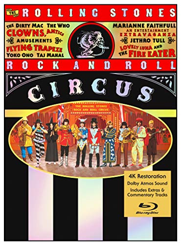 - The Rolling Stones Rock and Roll Circus [Blu-ray]