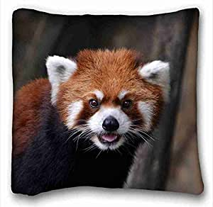 Generic Personalized Animal Custom Zippered Pillow Case 16x16 inches(one sides) from Surprise you suitable for Twin-bed