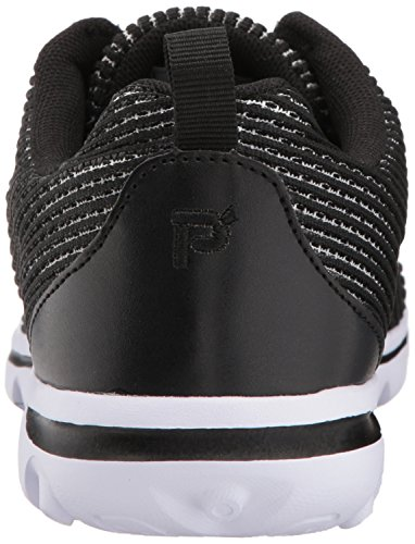 EVA Walking White TravelActiv Sneakers Propét Mesh Black Women's Xpress 7AXnqzIq