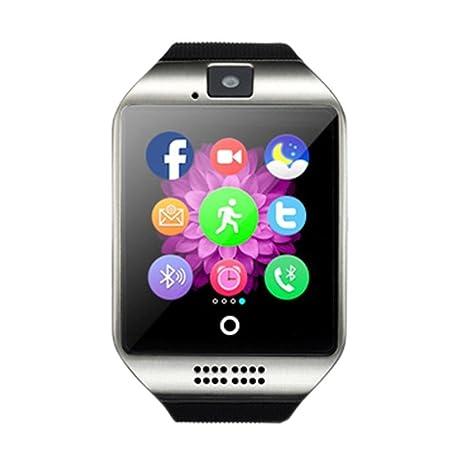 teepao Smartwatch teléfono inalámbrico pantalla táctil ...