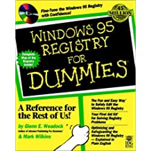 Windows 95 Registry for Dummies