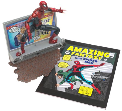 Spider-Man Classics Series II Spider-Man Action Figure