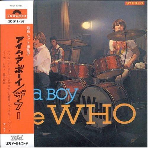 I'm A Boy (Japan Edition)