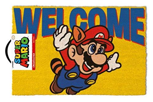 (Lasgo Super Mario Bros. - Welcome Doormat)