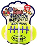 Air KONG Squeaker Football – Small