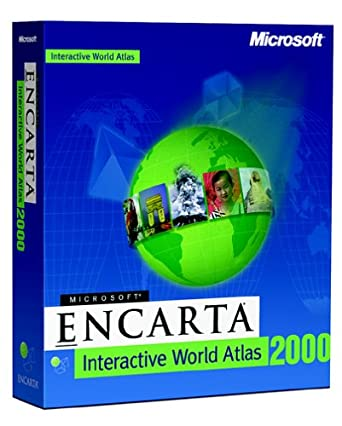 Microsoft encarta world atlas 2000 old version amazon software microsoft encarta world atlas 2000 old version gumiabroncs Image collections