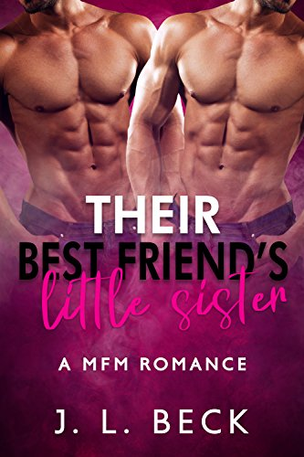 Their Best Friend's Little Sister (A MFM Romance) cover