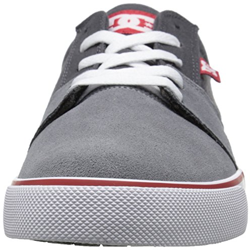 Tonik Grey Red Skate Men's Grey Shoe DC 7wO5TXqx