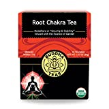 Organic Root Chakra Tea – Kosher, Caffeine Free, GMO-Free – 18 Bleach Free Tea Bags For Sale