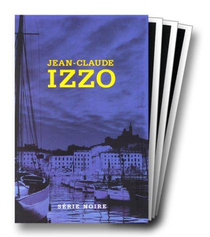 JEAN CLAUDE IZZO COFFRET 3 VOLUMES : TOTAL KHEOPS. CHOURMO. SOLEA (Serie Noire 1)