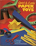 img - for Quick and Easy Paper Toys book / textbook / text book