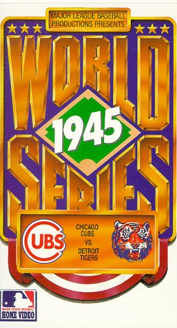 1945 World Series: Chicago Cubs vs. Detroit Tigers [VHS] (Chicago Cubs 1945)