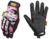 Mechanix Wear - Women's Original Pink Camo Gloves (Medium, Pink Camouflage)
