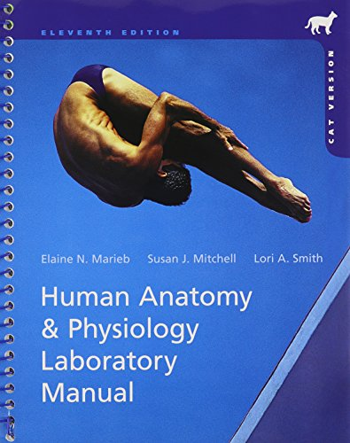 Human Anatomy & Physiology Laboratory Manual, Cat Version & PhysioEx 9.1 CD-ROM Package (11th Edition)