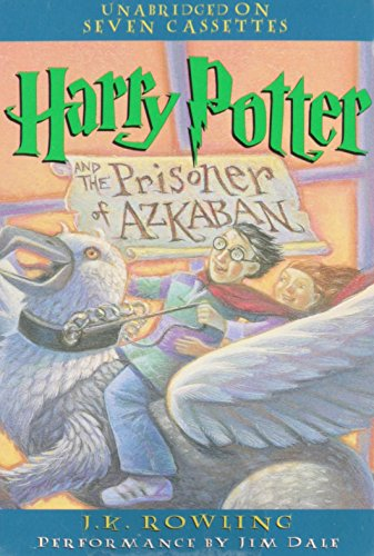 Harry Potter and the Prisoner of Azkaban (Audio Cassettes x 7) Unabridged by Learning Library