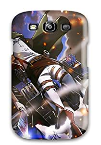 S3 Scratch-proof Protection Case Cover For Galaxy/ Hot Attack On Titan Phone Case 9582233K10874416