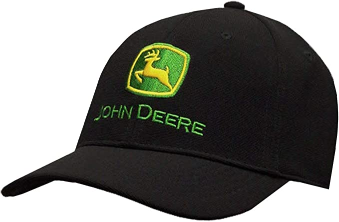 John Deere Mens Stretch Band Embroidered Logo: Amazon.es: Ropa y ...