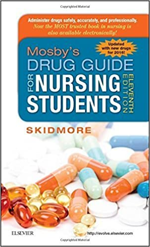 By Linda Skidmore-Roth RN MSN NP - Mosby's Drug Guide for Nursing Students, with 2016 Update, 11e (11th Edition) (2015-08-14)