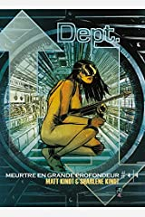 Dept. H (Tome 4): Meurtre en grande profondeur (French Edition) Kindle Edition