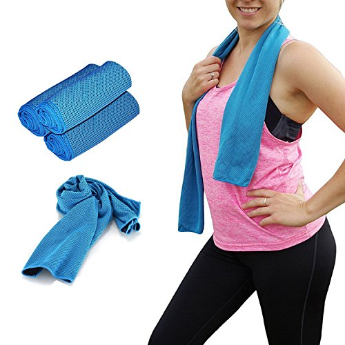 Sport Towels - Vitalismo Outdoor Golf Towels Gym Fast Drying Yoga Towels Super Absorbent Towel